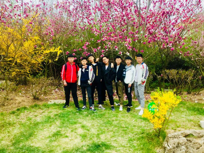 桃州中学教育集团第四届旅游文化艺术节高一年级